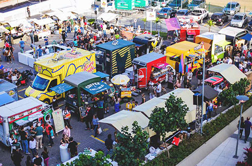 Foodtruck marketplace