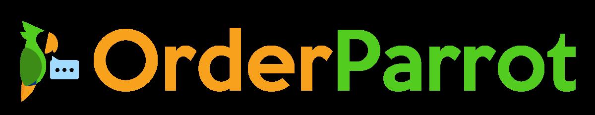 OrderParrot logo
